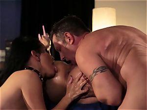 Vicki pursue and Katrina Jade want more than sex