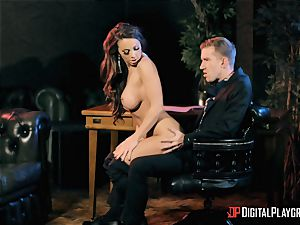 Abigail Mac takes on the monster man-meat of Danny D