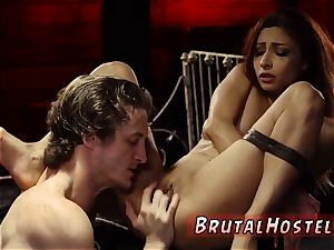 domme humiliates gimp The sexual supremacy completes in the only way it could for a