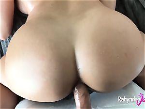 anal fuckin' Rahyndee James point of view Morning fuckfest