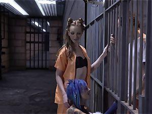Suicide crew parody Sn trio Anna Bell Peaks and Katy smooch