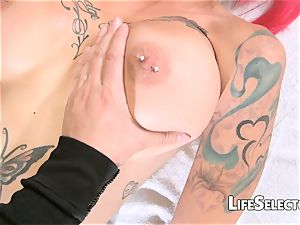 A day with Anna Bell Peaks