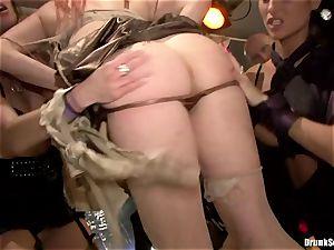 Carla Cox, Tarra white and Nessa demon hump sex rock hard