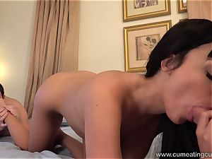 Anissa Has Her husband inhale prick While She pounds