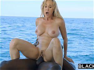BLACKED Brandi love craves big black cock Vacation