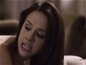 Spoiled pt 2 Chanel Preston gets her red-hot labia handled