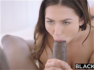 BLACKED The best interracial sloppy suck off