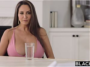 BLACKED milf only nails bbc