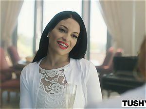 TUSHY.com Feature show Abigail Part 4
