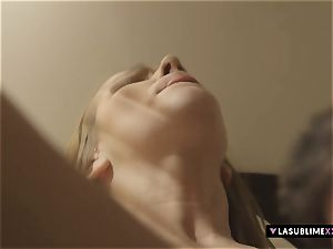 LASUBLIMEXXX Romantic romp in motel with Alexis Crystal