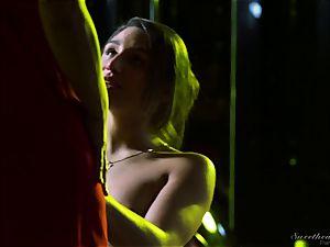 Elexis Monroe seduced by hot stepdaughter Abella Danger