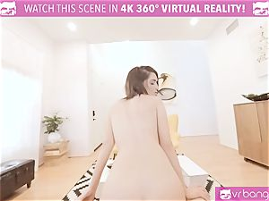 VR porn - JOSELINE KELLY MY SISTERS hot acquaintance bang