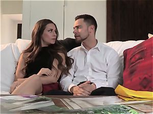 Reunited Sn five Sara Luvv gets a edible fucking from her ex