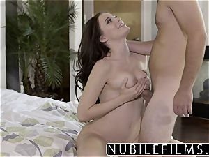 Lana Rhoades provocative tease For Step step-brother