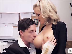 cabooses BUERO - nasty office fuck-fest with German secretary