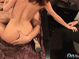 wifey splatters with another stud