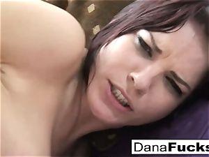Dana sucks manmeat and gets boinked