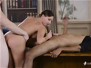 Piper Perri - Enough to work - it's time for group sex